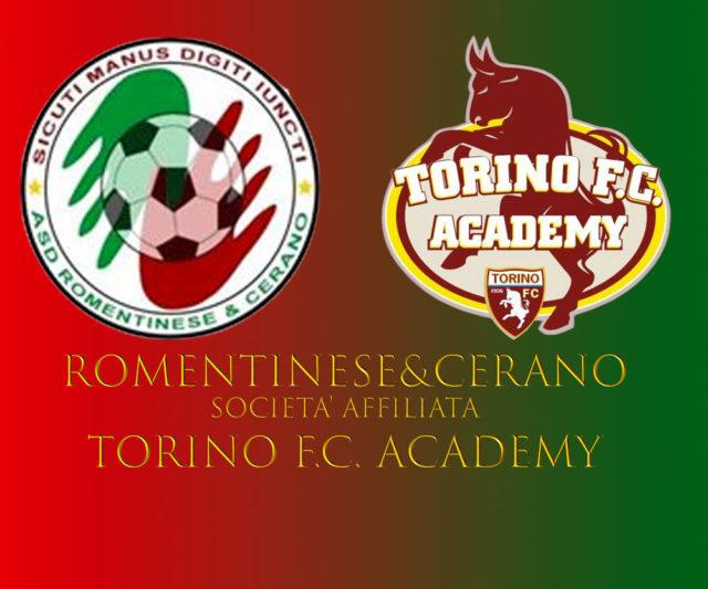 La Ro.ce. è Torino F.C. Academy