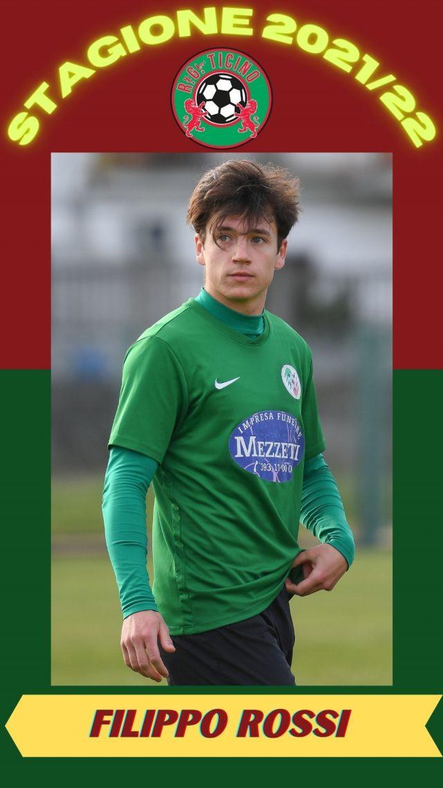Anche Rossi confermato per la difesa verdegranata 2021/22